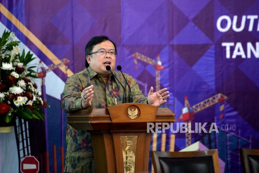 National Development Planning Minister/Head of National Development Planning Agency (Bappenas) Bambang Brodjonegoro