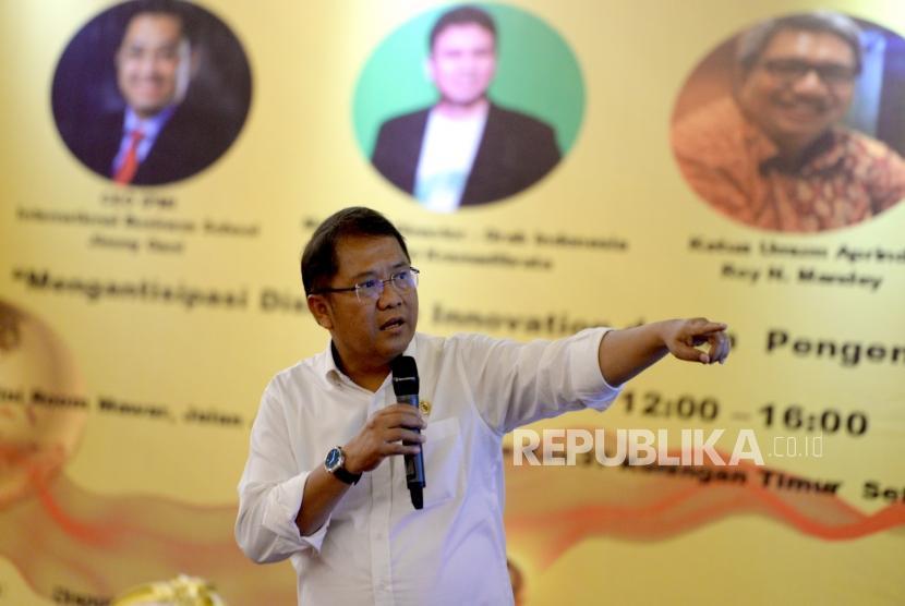 Menkominfo Dorong Startup Jual Saham Perdana di BEI