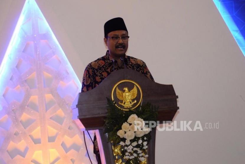 Wakil Gubernur Jawa Timur Saifullah Yusuf.