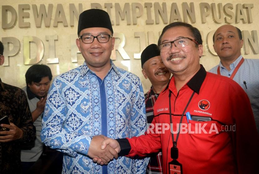Ridwan Kamil, PDIP, dan Opsi Ketiga