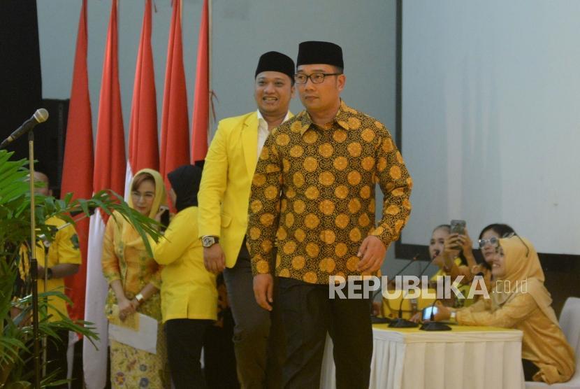 Golkar Cirebon Deklarasi Dukungan RK-Daniel di Pilgub Jabar