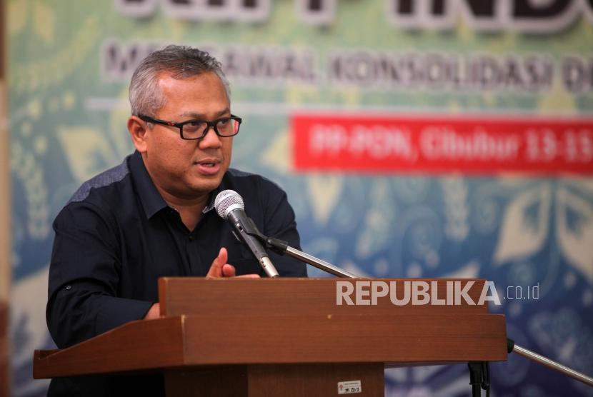 KPU akan Gelar Coklit DP4 Serentak Mulai 20 Januari