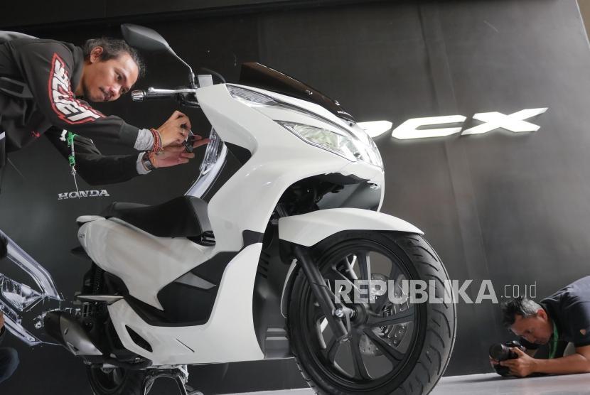 Honda Targetkan Penjualan PCX 150 Ribu Unit per Tahun