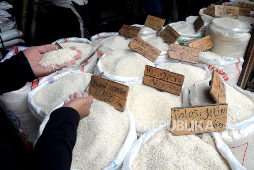 TPID Jateng Gandeng Bulog Tekan Inflasi Akibat Harga Beras