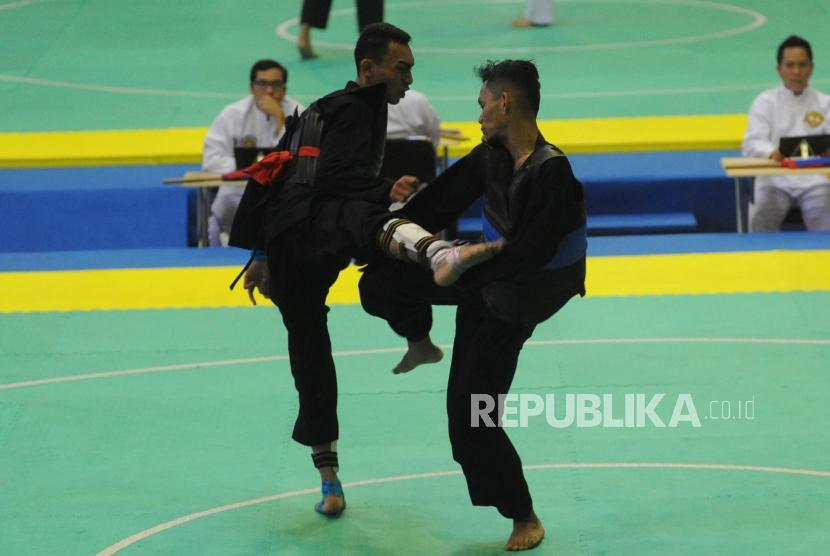 Cabang Pencak Silat Asian Games Ganti Peraturan