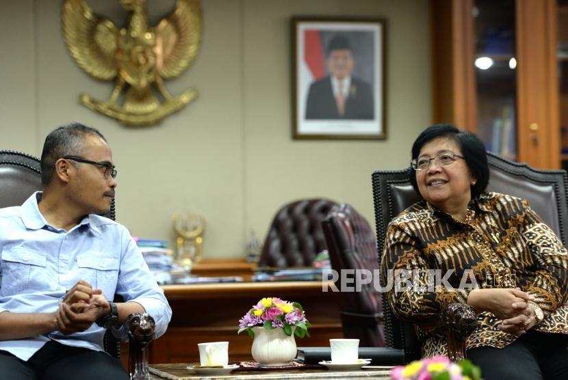 Kementerian LHK Fokus Jalankan Program Perhutanan Sosial