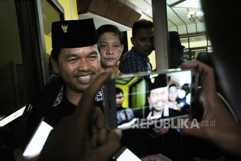 Bupati Purwakarta yang juga menjabat sebagai Ketua DPD Golkar Jabar Dedi Mulyadi.