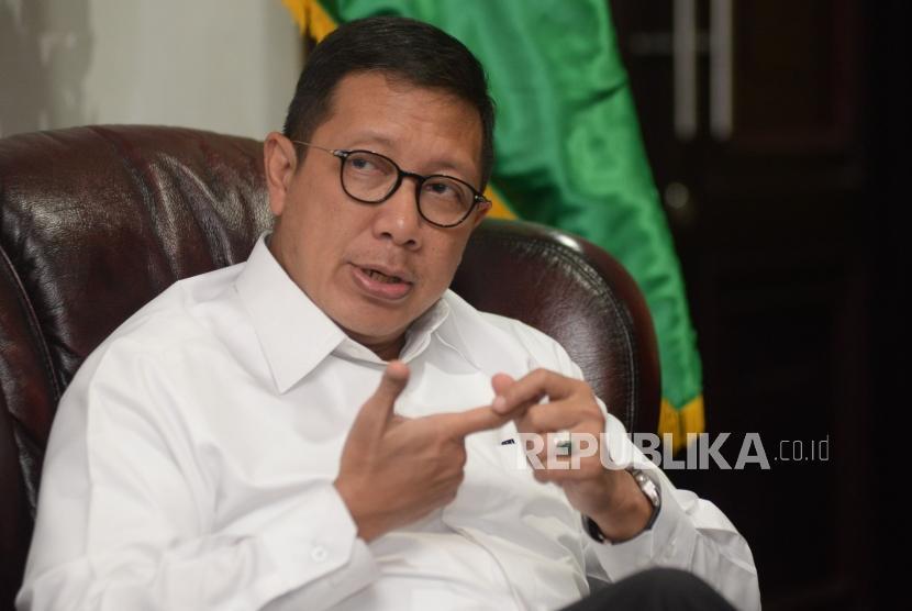 Minister of Religious Affairs, Lukman Hakim Saifuddin