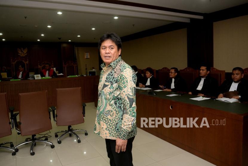Vonis Hakim Cabut Hak Politik Politikus PKB Ini