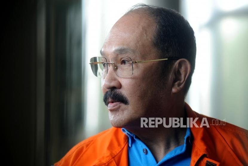 Peradi Minta Izin KPK untuk Minta Keterangan Fredrich Yunadi