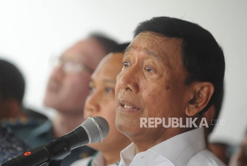 Ketua Umum PP PBSI Wiranto