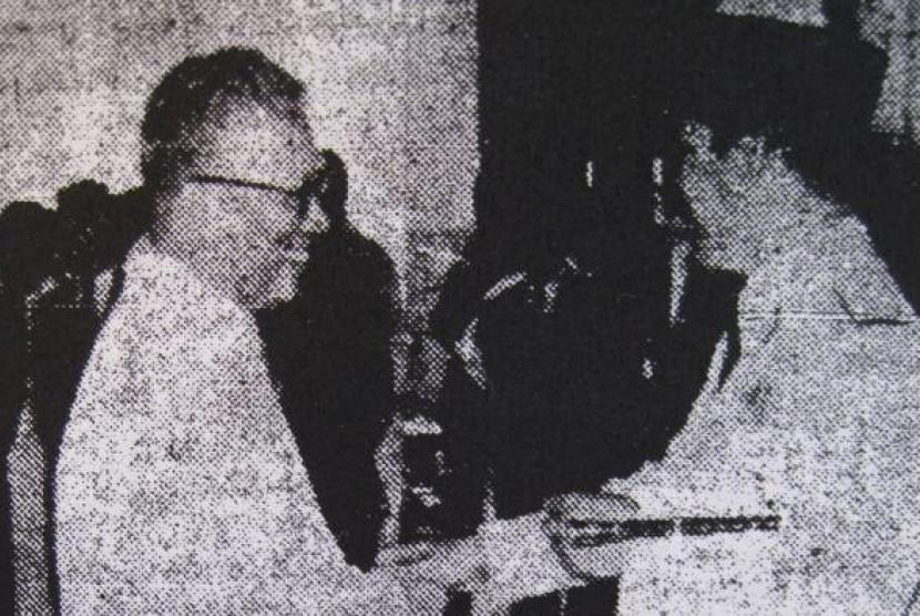 Siauw Tiong Djin Minta Jokowi Akui Pembunuhan Massal 1965