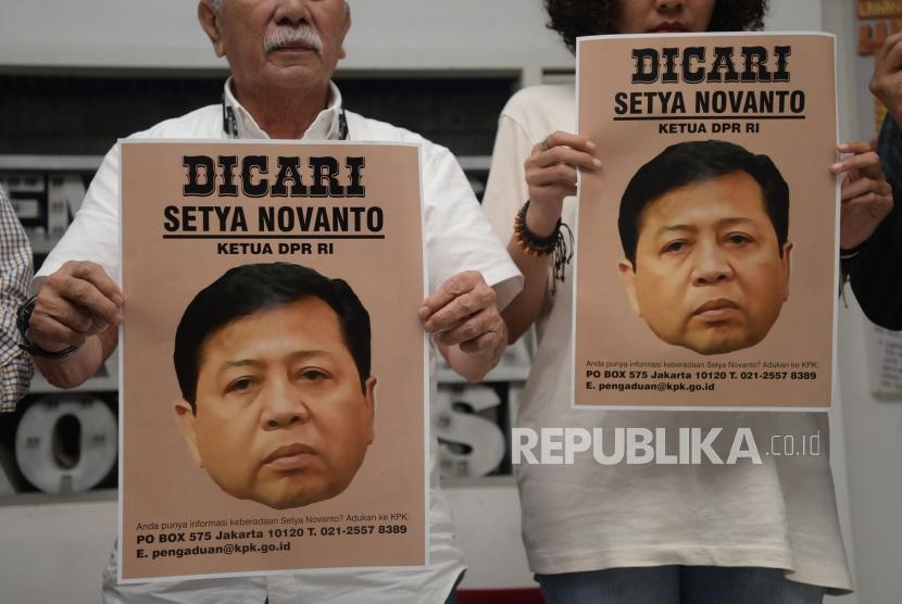 KPK Diminta Usut Upaya Penghalangan Penyidikan Kasus Setnov