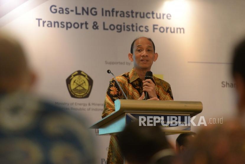 Pemerintah Atur Ulang Neraca Gas Nasional