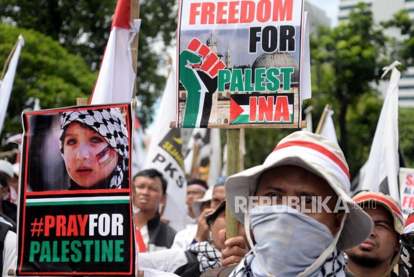 Palestinian Defense Action. (Illustration)