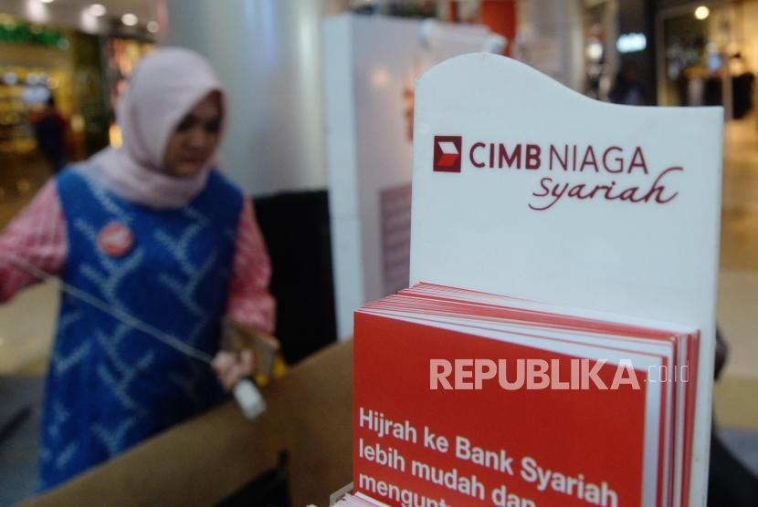 2017, CIMB Niaga Syariah Salurkan Pembiayaan Rp 16,8 T