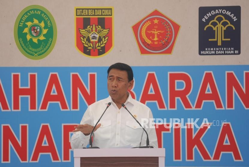 Wiranto Sebut Jabar Jadi Daerah 'Panas' di Pilkada Serentak