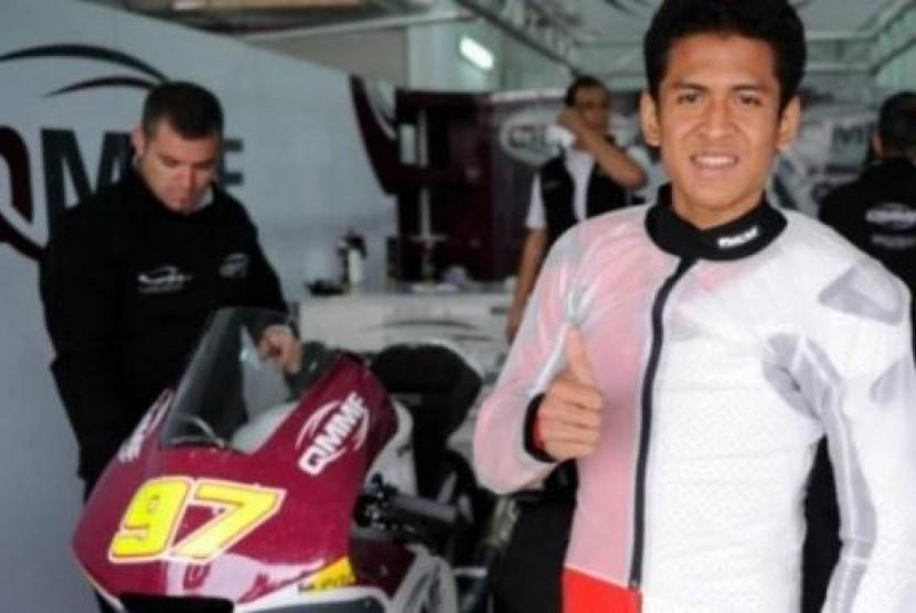 Dua Pembalap Indonesia Pastikan Berlaga di Moto2