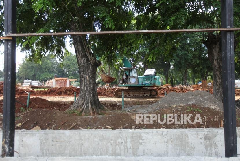 Sandiaga Targetkan Stadion BMX Selesai Maret 2018
