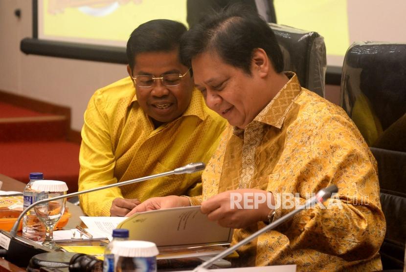 Hari Ini, Jokowi Lantik Idrus Marham Jadi Mensos