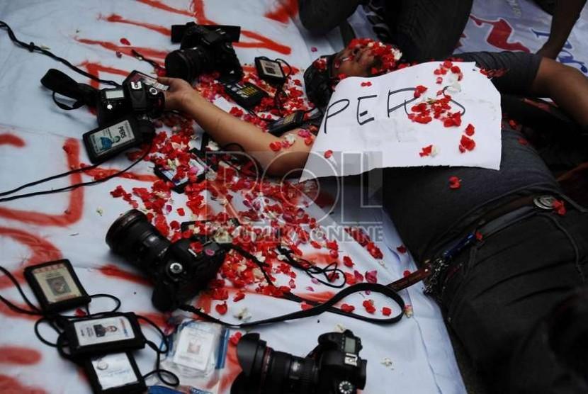 Wartawan Meksiko Tewas di Tengah Naiknya Gelombang Kekerasan