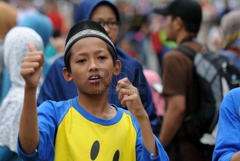 SD Juara Jakarta Timur Wisuda 21 Lulusan dan 23 Tahfiz Alquran