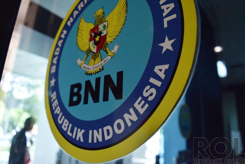 Badan Narkotika Nasional (BNN).