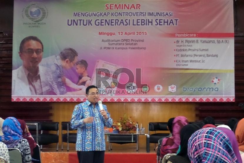 Ikatan Dokter Anak Indonesia Boikot Kongres ASEAN di Myanmar