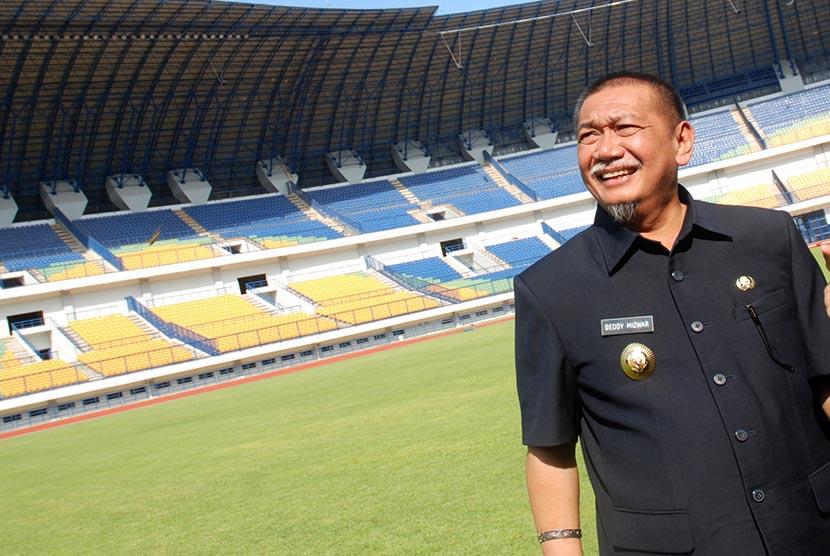 Wakil Gubernur Jawa Barat Deddy Mizwar.