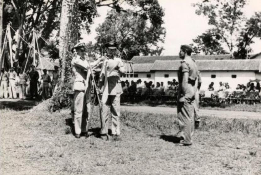 Westerling di Batujajar, Cimahi, Jawa Barat.