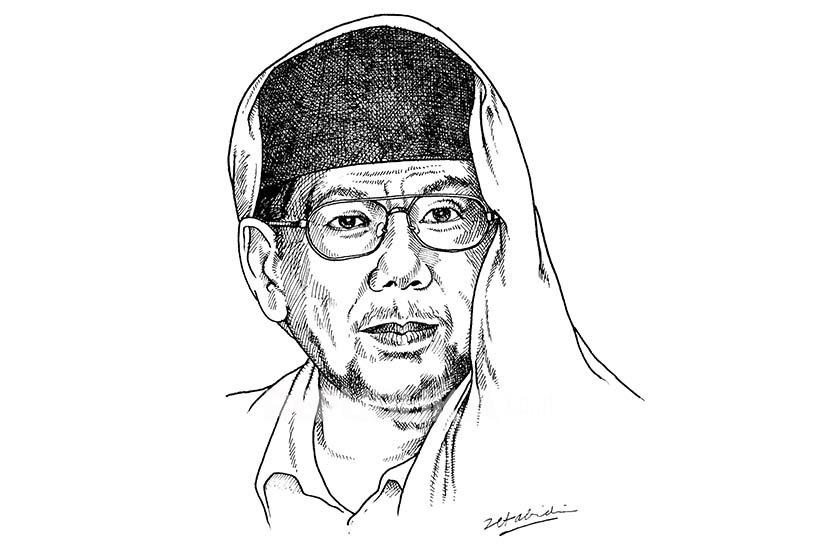 KH. Hasyim Muzadi