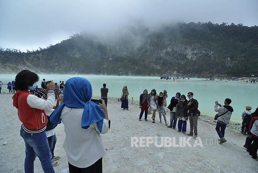 Pengelola Wisata Bandung Keluhkan Jumlah Kunjungan Wisatawan