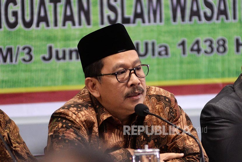 The Deputy Chairman of the Indonesian Council of Ulama (MUI) Zainut Tauhid Sa'adi