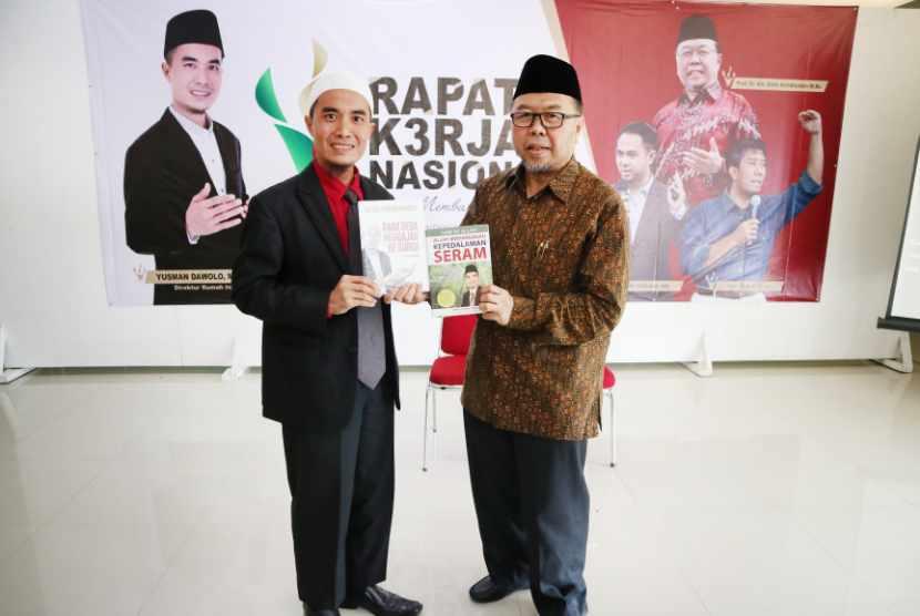 Rumah Infaq mengadakan Rapat Kerja Nasional, di Bumi Cikeas, Bumi Cikeas  Convention Resort jl. Parung Aleng No. 16 Sentul, Bogor, Jawa Barat.