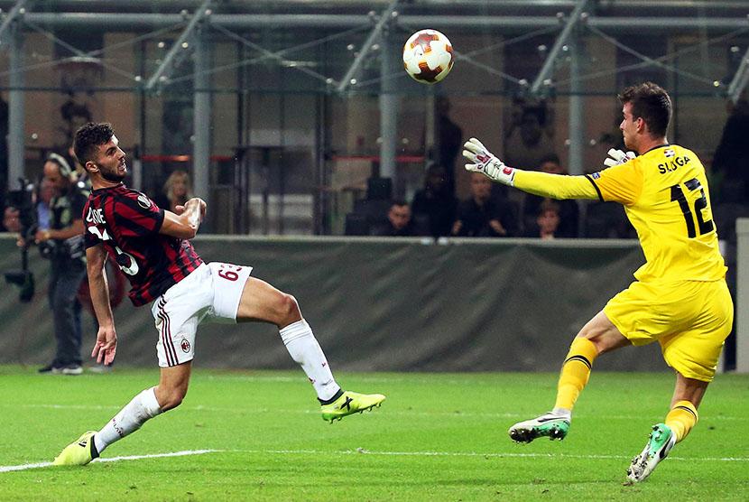 Cutrone Mengaku tak Pikirkan Masuk Tim Reguler Milan