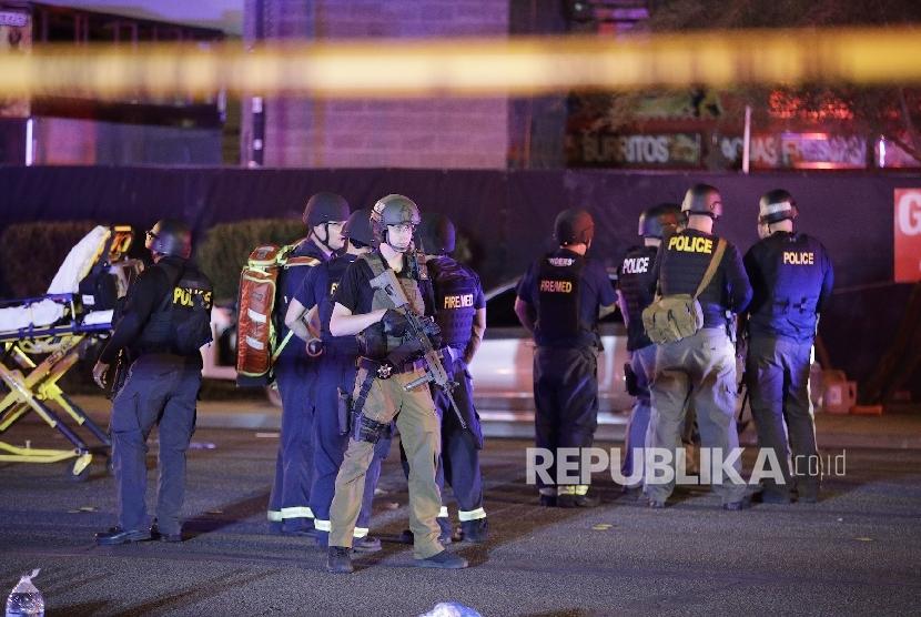 Sulit Ungkap Motif Serangan Las Vegas, FBI Minta Bantuan