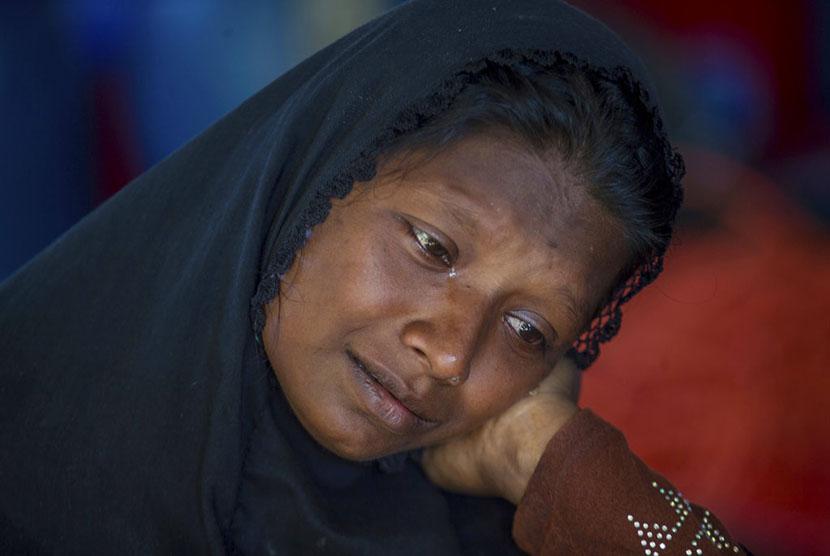 Militer Myanmar Bantah Perkosa Wanita Rohingya