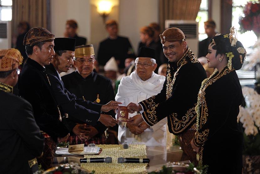 Pesan Agus Yudhoyono dan Anisa Pohan untuk Putri Jokowi