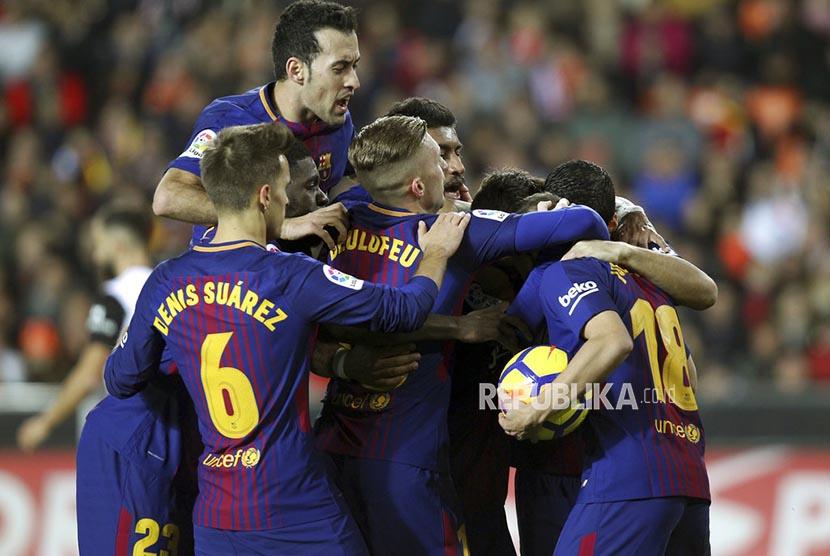 Barcelona Vs Celta Vigo, Peluang Tiga Angka