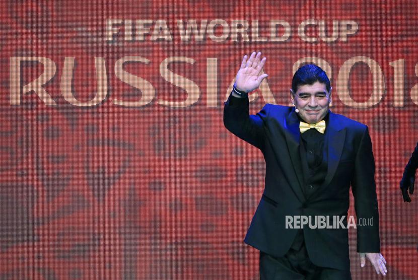Undian grup penyisihan Piala Dunia 2018 digelar di Istana Kremlin, Rusia, Jumat (1/12) malam WIB.