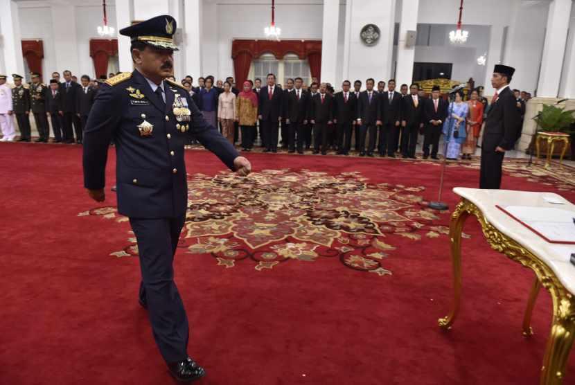 Hadi Jamin TNI-Polri akan Netral di Tahun Politik