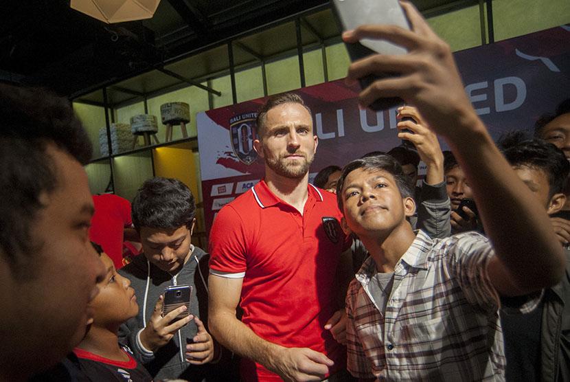 AFC Masih Anggap Spasojevic Pemain Asing Bali United