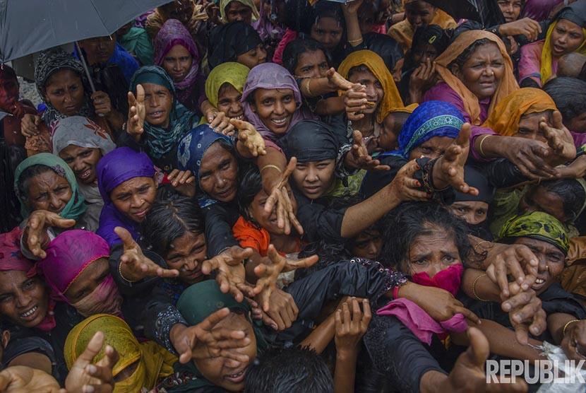 Indonesia Siap Bantu Pemulangan Muslim Rohingya