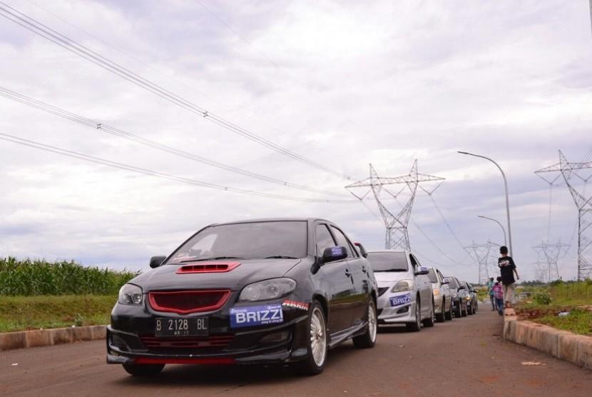 2nd Anniversary VLOC Tangerang Raya with Brizzi