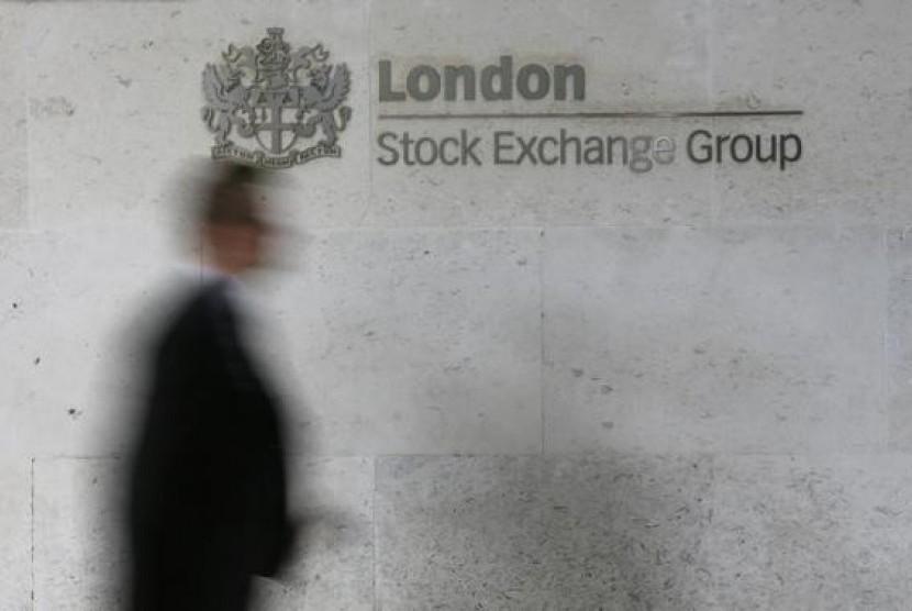 London Stock Exchange (ilustrasi)