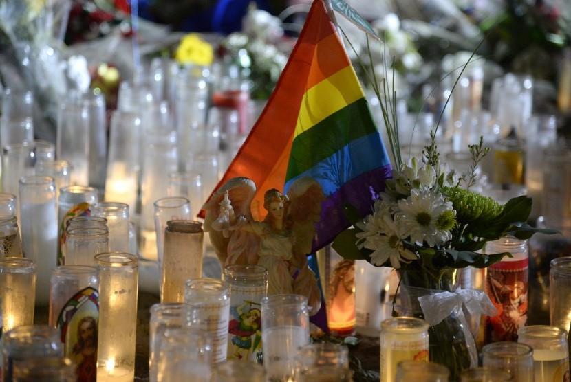A Rainbow, bendera gerakan LGBT