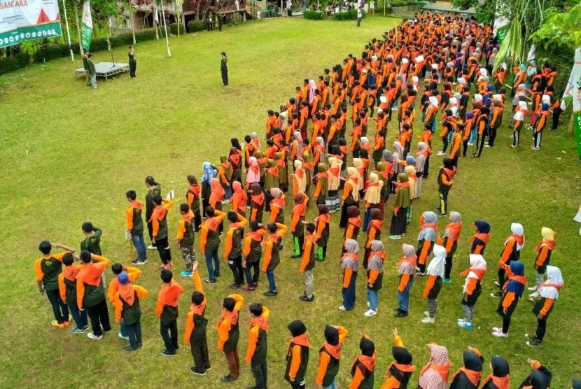 Isi Liburan, LMI Gelar Temu Pelajar Nusantara