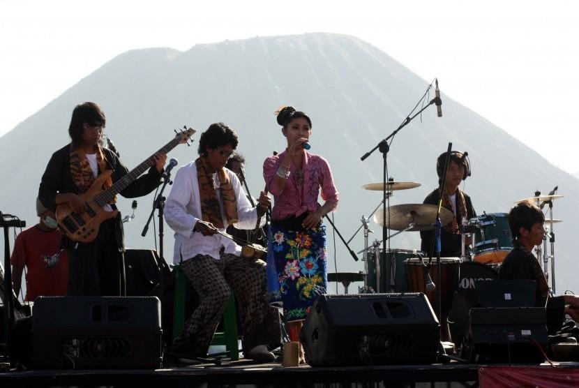 Musisi Belanda Ramaikan Musi Jazz Sriwijaya