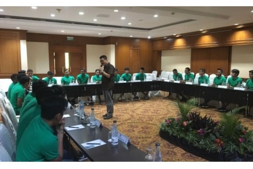 PSSI Asah Psikologis Pemain Timnas U-23