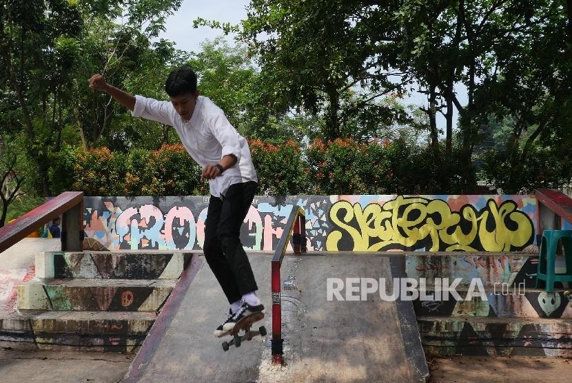 8 Atlet Skateboard Asian Games 2018 Uji Coba Ke AS